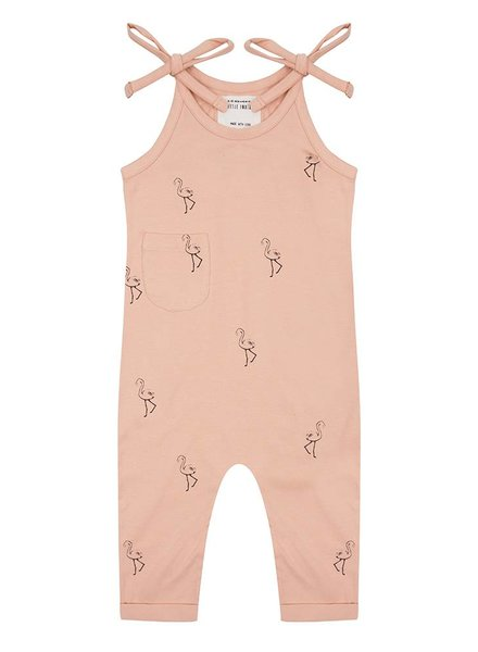 Jumpsuit Flamingo - Dusty Coral