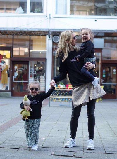 Sweater Mom For President - Black KIDS