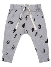 Pants Animal - Grey Melange