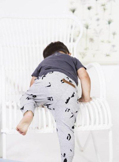 Pants Animal - Grey Melange