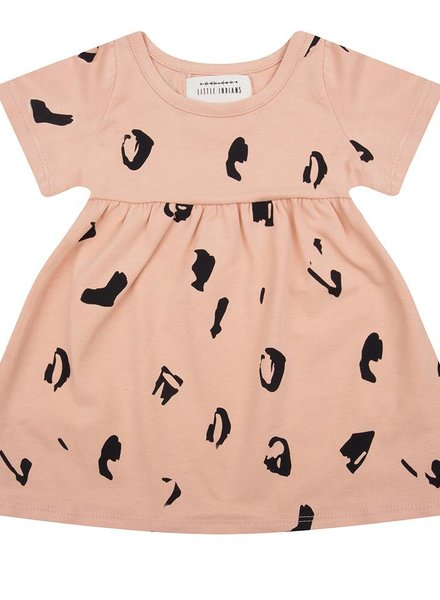 Dress animal - Dusty Coral