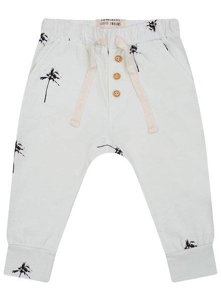 Pants Palmtrees - Hint of Mint