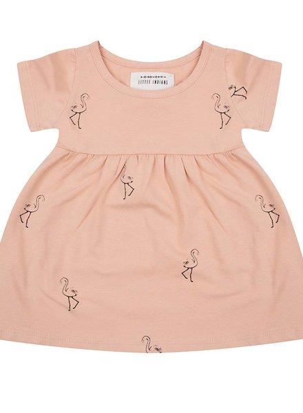 Dress Flamingo - Dusty Coral