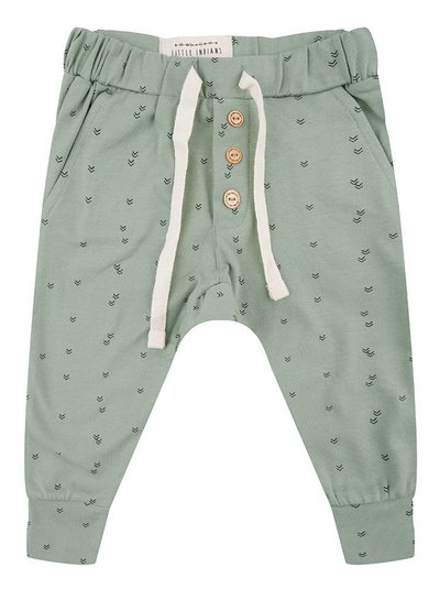 Pants Small Arrow - Soft Green