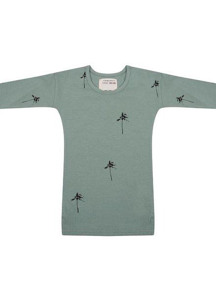 Dress Palm Trees - Soft Green