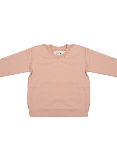 Basic Sweater - Dusty Coral