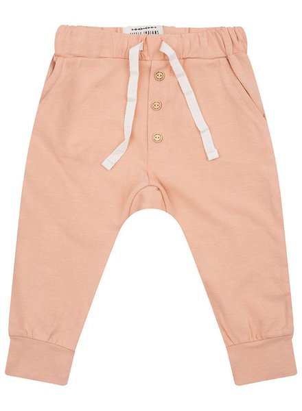 Basic Pants - Dusty Coral