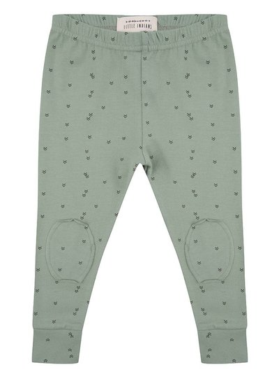 Marlon legging Small Arrow - Soft green