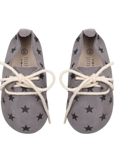 Oxford Booties - Stars
