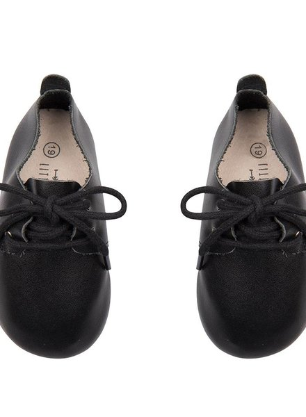 Oxford booties - Black