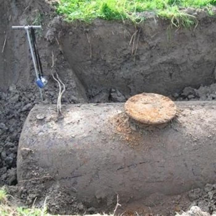 Keuring ondergrondse stookolietank