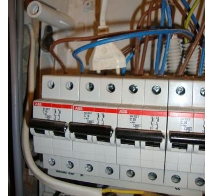 Elektrische keuring - Herkeuring (eerdere keuring negatief)
