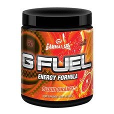 Gamma Labs G-Fuel Blood Orange Energy Formula 280g Tub