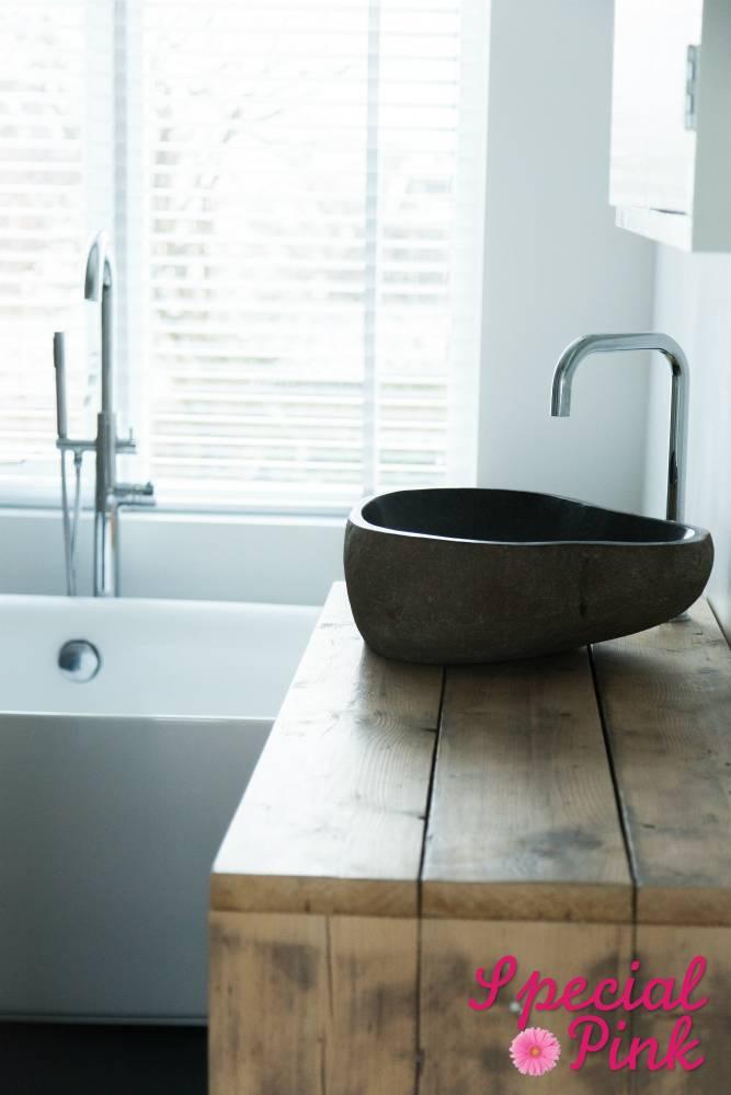Badkamerkast van steigerhout, goedkoop bij Special Pink! - Special ...