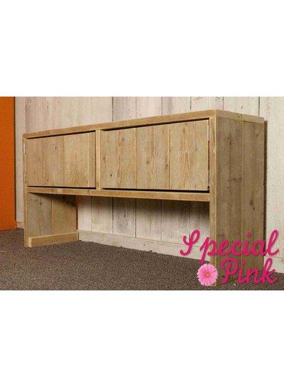 Tv meubel Kim van steigerhout