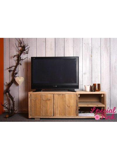 Tv meubel Karlijn van steigerhout