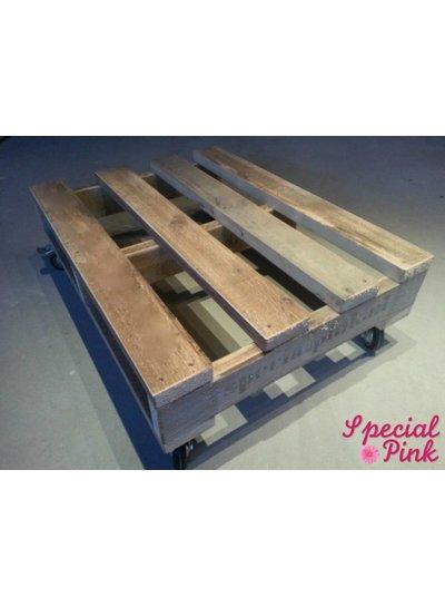 Salontafel Joost van steigerhout
