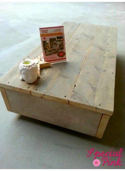 Salontafel Job van steigerhout