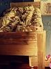 Eenpersoonsbed Sven van steigerhout