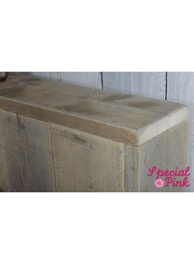 Eenpersoonsbed Steve van steigerhout