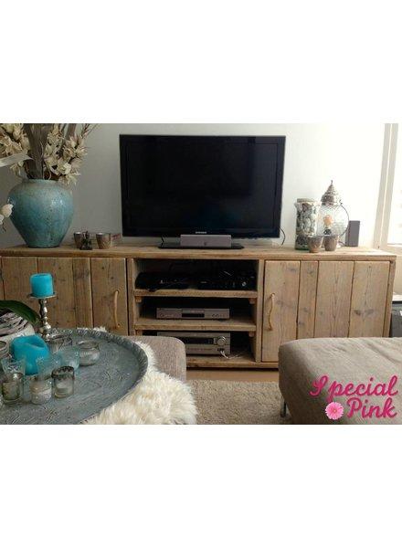 Richt je complete woonkamer in met steigerhouten meubels ...