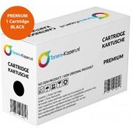 Toners-kopen.nl Premium Colori Premium Toner voor Hp 504X Ce250X Laserjet Cp3525 zwart