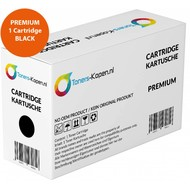 Toners-kopen.nl Premium Colori Premium Toner voor HP 201X CF400X zwart M252 M277