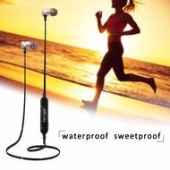 Awei A920BL drahtlose Bluetooth 4.1 Sport-Stereo-Kopfhörer - Gold