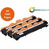 Toners-kopen.nl Huismerk 3x toner voor Brother Tn-1050 Hl1110 Dcp1510 DCP-1512