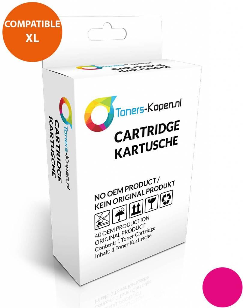 huismerk inkt cartridge voor Epson 26Xl magenta