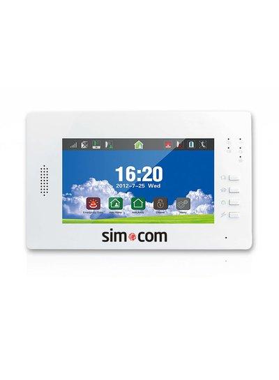 Sim-Com Alarmanlage Touch one