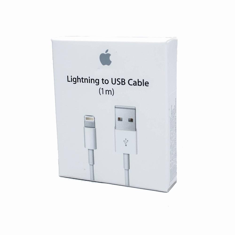 Apple Apple Lightning Auf Usb Kabel 1 0 M Easy Shopping