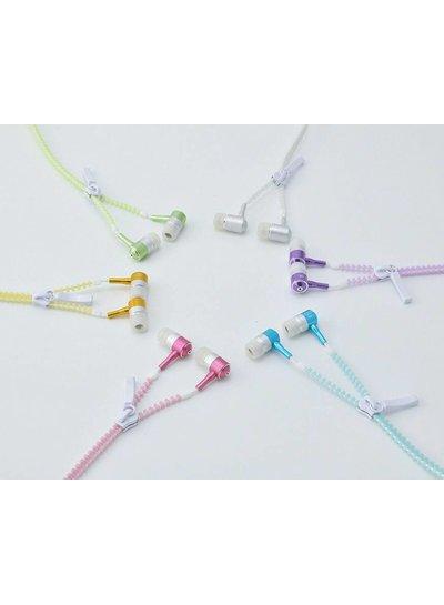 Trimodu illuminierende Zipper Kopfhörer