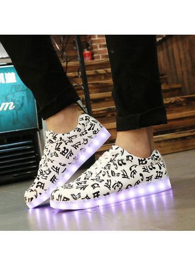 Trimodu LED Schuh Notenschlüssel