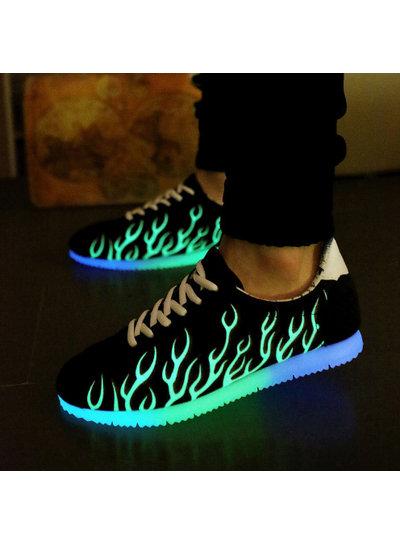 Trimodu fluoreszierender Neon Schuh S18
