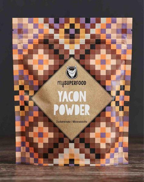 Bio Yacon Pulver, 200 g