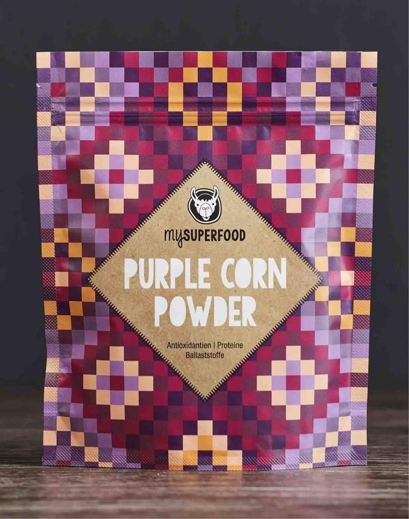 Purple Corn Powder, 200g