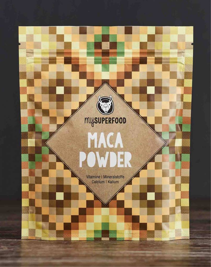 Organic Maca Powder, gelatinized