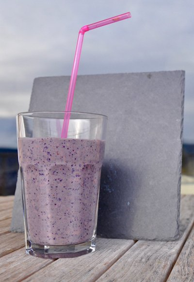ACAI SMOOTHIE - mit vielen Antioxidantien
