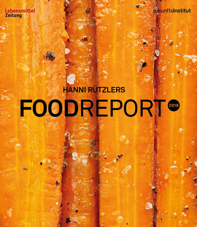 FOOD REPORT 2018