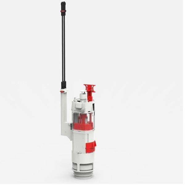 Sanit bottom valve for concealed cistern up spk983N