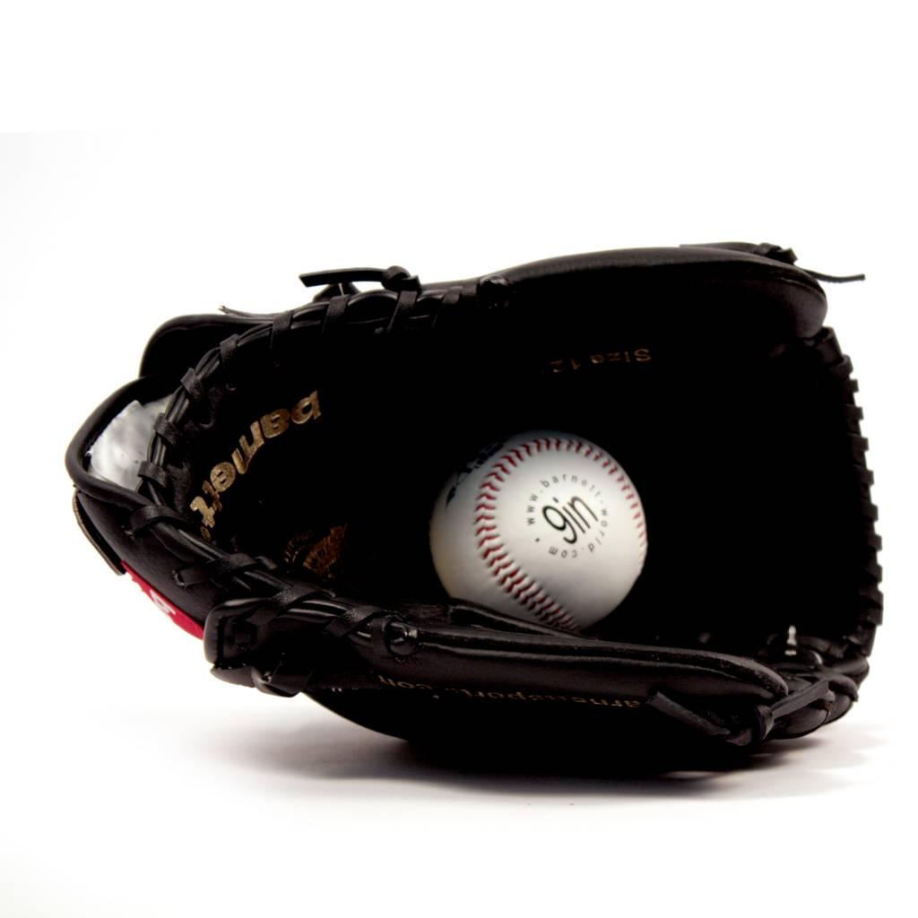 barnett GBJL-2 Бейсбольный комплект из искусственной кожи, перчатка & мяч (JL-120, TS-1)