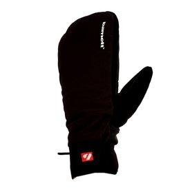 NBG-10 Флисовые лыжные варежки для температуры -от 5° до -20°C