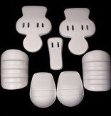 barnett FKA-03 Комплект протекторов для лайнмена из семи частей, для взрослых (FTP-03 + FKP-03+ FHP-03)