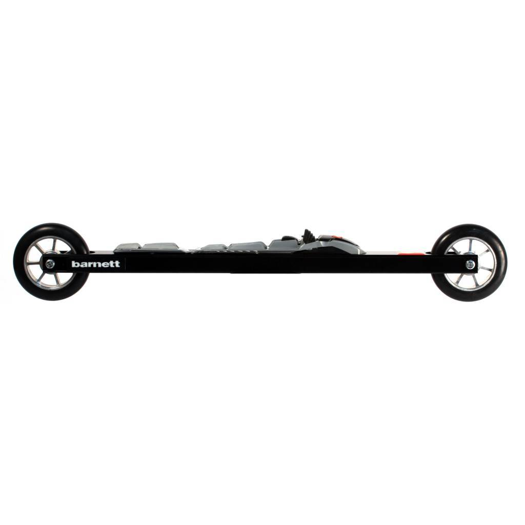 barnett RS-530 Лыжероллеры для начинающих, коньковый ход, чёрные