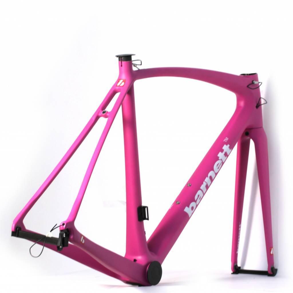 barnett BRC-01 Карбоновая рама, чёрная/белая/розовая