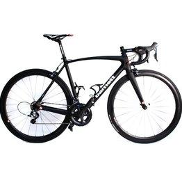 barnett BRC-01 Ultegra, Гоночный велосипед из углеродного волокна, Углерод/Алюминий