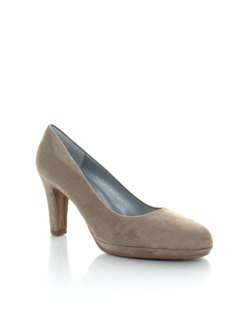 Basispump capri su de pumps licht taupe colori shoes accessories - Licht taupe grijs ...