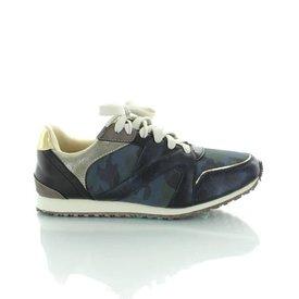 Running Sneaker, Sneaker Donkerblauw