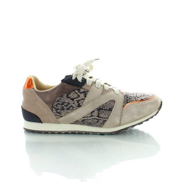 Running Sneaker, Sneaker Taupe